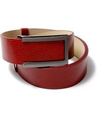 RITORE Elegantní červený pásek - THOR (nastavitelný)