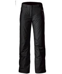 Dámské černé kalhoty na lyže Maier