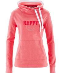 bpc bonprix collection Sweatshirt langarm in pink für Damen von bonprix