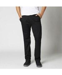 Pánské kalhoty Fox Throttle chino black 32