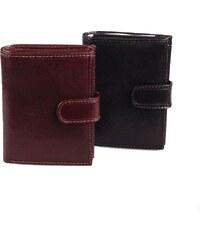 Elega Luxusní pánská kožená peněženka