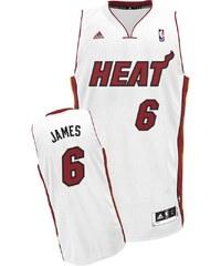 dres ADIDAS - Heat Lebron James (WHT)