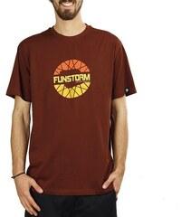 Dětské tričko Funstorm Dravus claret M