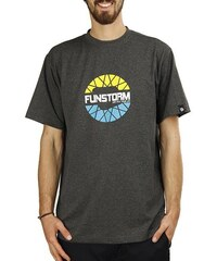 Dětské tričko Funstorm Dravus dark grey M