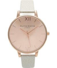 Topshop **Olivia Burton Big Rose Gold Watch