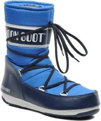 Moon Boot - We Sport Mid - Sportschuhe für Damen / blau
