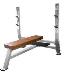 Hantelbank, mit integrierter Hantelablage, »STR1500«, Strength by U.N.O. Fitness