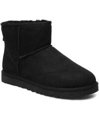 Ugg Australia - Classic Mini - Stiefeletten & Boots für Damen / schwarz