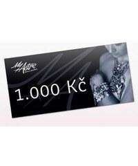 My Astre Dárkový poukaz 1000 Kč