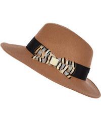 LA FEMME Luxusní fleecový klobouk