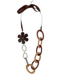 LA FEMME Květinový náhrdelník