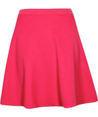 BOOHOO Růžová sukně Roseanna