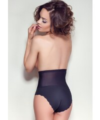 Stahovací kalhotky Mitex Glam černé Černá