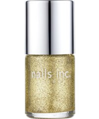 Nails Inc Glitter Nail Polish - Gold