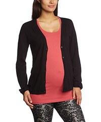 ESPRIT Maternity Damen Umstandsmode Pullover Strickjacke M84506 Comfort Fit