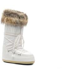 Moon Boot - Romance - Stiefeletten & Boots für Damen / weiß