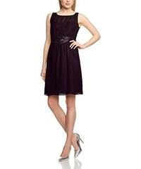 ESPRIT Collection Damen A-Linie Kleid aus Chiffon