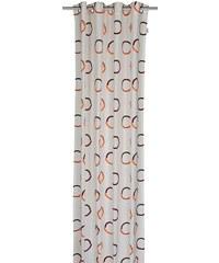 Vorhang, Tom Tailor, »Circles« (1 Stück)