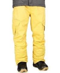 Pánské snowboardové kalhoty Funstorm Navigator yellow L