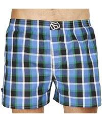Pánské trenky Funstorm Boxer shorts cyan S