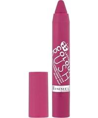 Rimmel London - Colour Rush - Baume à lèvres longue tenue - Rouge