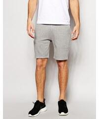ASOS - Jersey-Shorts in Grau - Grau