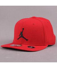 Jordan Jumpman Fitted červená (basketbal)