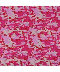 MD Bandana Special Print camo růžový