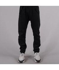 Urban Classics Deep Crotch Sweatpant černé