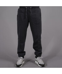 Urban Classics Straight Fit Sweatpants tmavě šedé