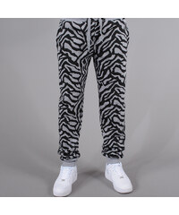 Urban Classics Zebra Sweatpants šedé / černé