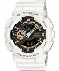 Casio G-Shock GA 110RG-7AER PL bílé