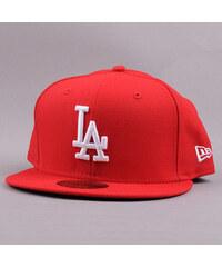 New Era MLB Basic LA červená / bílá