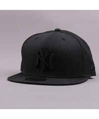New Era Black On Black NY černá