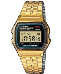 "Casio Collection, Chronograph, ""A159WGEA-1EF"""