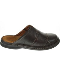 Josef Seibel pánské pantofle 10668 28330 hnědá