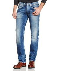 Pepe Jeans Herren Straight Leg Jeans, Kingston