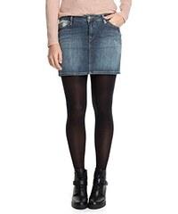 edc by ESPRIT Damen Rock aus Jeans