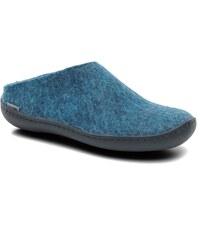 Glerups - Piras Gomme W - Hausschuhe für Damen / blau