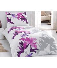 Bade Home Povlečení Tuval new lila