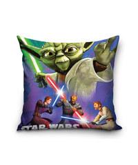 Polštářek Star Wars Mistr Yoda