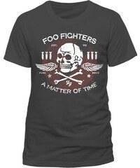 Foo Fighters Herren Matter Of Time T-Shirt,
