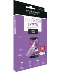 MyScreen   MyScreen PROTECTOR antiCRASH Crystal iPhone 6 Plus