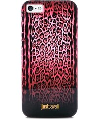 Justcavalli Leopard Cover iPhone SE/5S/5