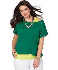 SHEEGO CASUAL sheego Trend Shirt und Top in Oversize-Form