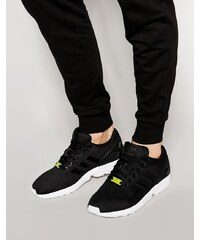 Adidas Originals - ZX Flux M19840 - Baskets - Noir