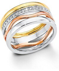 S.OLIVER RED LABEL Ring, »SO1184/1-4«, s.Oliver