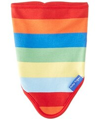 Toby Tiger Baby (Unisex Schal Organic Cotton Multi Stripe Dribble Bib