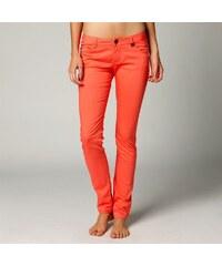 kalhoty FOX - Girls Sharp Turn Melon (413)