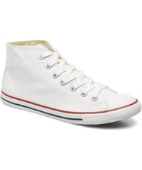 Converse - All Star Dainty Canvas Mid W - Sneaker für Damen / weiß